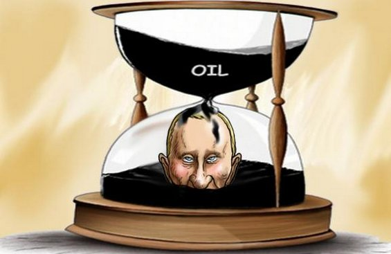 Ціна на нафту знову б'є антирекорди