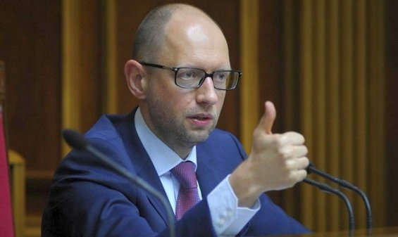БПП збирає підписи за відставку Яценюка