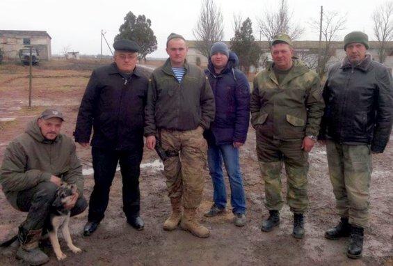 Волонтери Березнегуватщини відвозять гуманітарну допомогу воїнам