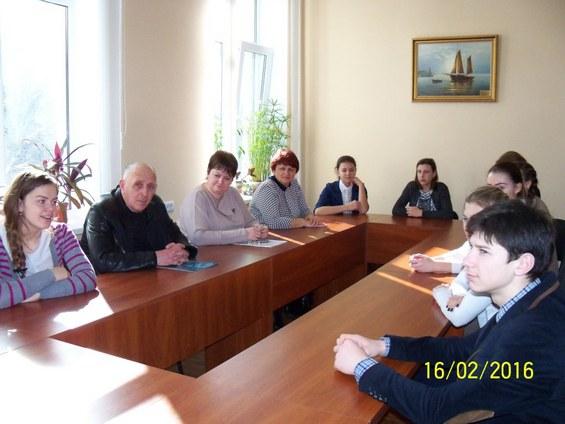 літературний конкурс, юні літературознавці, Г. А. Вязовський
