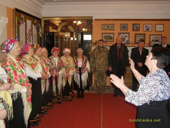 районний краєзнавчий музей, визволення Баштанського району