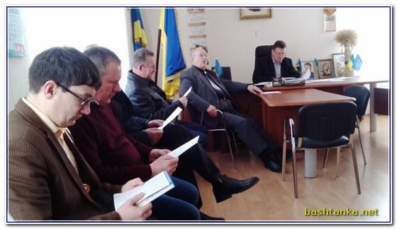 Зустріч голови Баштанської РДА