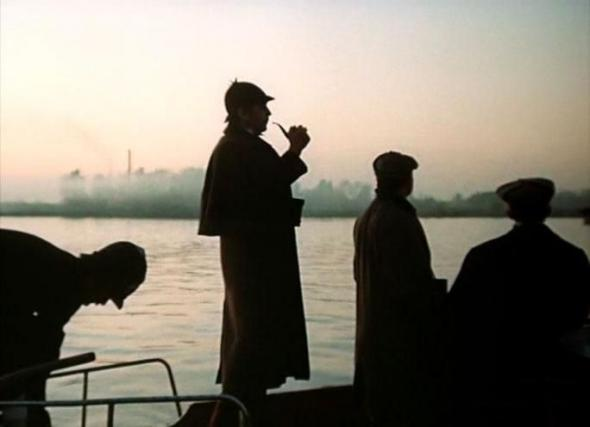 Как снимали советский фильм про Шерлока Холмса
