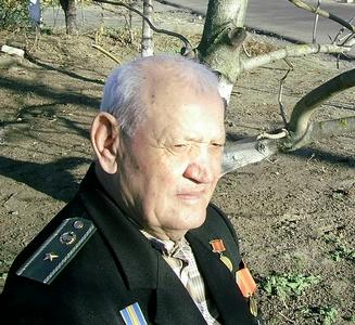 долі людські, сивина відлічує роки, Микола Ананійович Желєзний, ветеран, учасник бойових дій, ветеран війни