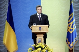 Послання Президента України Віктора Януковича до Українського народу